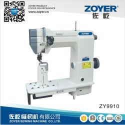 Zy9910 Single Needle Lockstitch Post lit des chaussures de machines à coudre industrielles