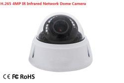 Fsan H.265 4MP IR 적외선 반달 방지 보안 감시 IP 카메라