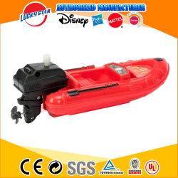 La fábrica de plástico fabricante terminan Barco Barco de trabajo pequeño juguete