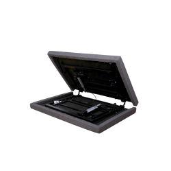 Re Foldable Adjustable Bed della regina di stile americano di Kft100f singolo