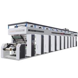 Bt-Rpm-Dgay1050является полностью автоматической электронной линии 8 цветов пластиковая пленка BOPP Rotogravure управления электродвигателем усилителя печатной машины