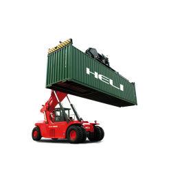 China Marca Superior Heli 45 ton de Capacidade de Elevação Reachstacker em stock