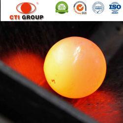 Diametro bicromato di potassio di alta qualità di 20mm-150mm alto forgiato/sfera stridente di media acciaio di pezzo fuso per estrazione mineraria del laminatoio di sfera