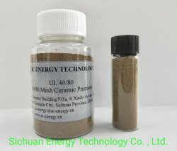 シェールとタイトな砂岩に対応する超軽量 40/80 メッシュセラミック製品 スリックウォーター油圧による破砕