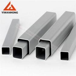 Tubo quadrato dell'alluminio di /Alloy del tubo dell'alluminio 6063