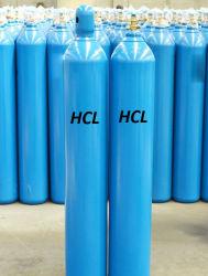 Hot sales 99,999 % de chlorure d'hydrogène HCl de gaz