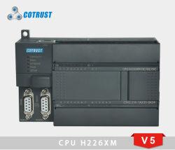 코트러스트 Cth200 PLC H226xm 14di/10도 트랜지스터 출력 이더넷 포트 CPU 지원 아날로그/CAN/RS485 확장 보드.