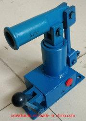 Manuel Single-Piston Single-Speed actionnées à la main de la pompe à pédale au pied des pompes hydrauliques personnalisé
