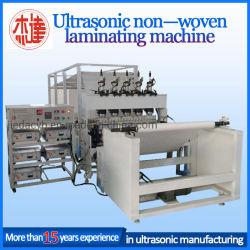 Automatic Ultrasonic Laminadora para tecido Non-Woven
