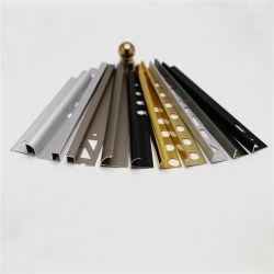 Niu Yuan Qualität 6mm, 8mm, 10mm, 12mm Aluminiumfliese-Ordnung