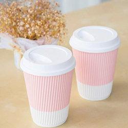 Un design unique bon marché de gros Comgesi tasses à café avec couvercles café jetables Fournisseur de la coupe du papier