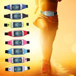 Toque multifuncional bolsa à cintura para Marathon