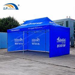 China 3x6m de dobragem de alumínio Gazebo tendas para piscina Parque de Estacionamento