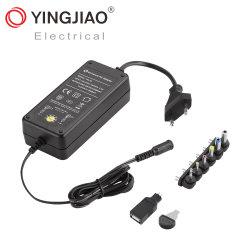 5V/6V/9V/12V AC/DC Переменная Источник питания со стандартным круглый разъем постоянного тока