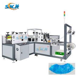 PE pp van de Levering van de fabriek de niet Geweven Plastic Beschikbare Dekking die van de Schoenen van de Laars Machine maken