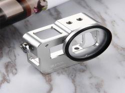 Machinaal bewerkte frames behuizingen lens Filter Frame flenzen Aluminium CNC Machining