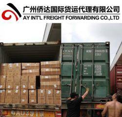 Behälter, der nach Kampala Uganda von Shanghai/von Shenzhen, China durch Sea versendet