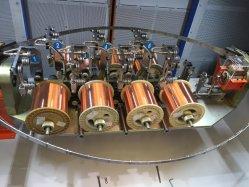 1+6+12 Unilay ramasseurs haute vitesse pour la bvr fil haute température compacté groupage de fil machine de torsion du câble de groupement de 19 PCS 0,41 / 0,52 / 0,64 mm empileuse