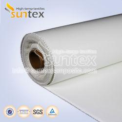 0,2Mm ignifugação de Silicone macio tecido de fibra de vidro para isolamento térmico Fractius Tampa Cinza Manta de Incêndio
