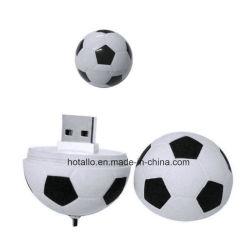 كرة قدم شكل [أوسب] برق إدارة وحدة دفع قلي إدارة وحدة دفع سوداء/لون حمراء فعليّة بيضاء