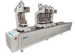 O PVC Win-Door máquina de soldar 4 cabeças
