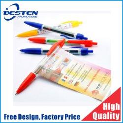 يسحب [هيغقوليتي] رخيصة خارجا يعلن بلاستيكيّة راية قلم لأنّ هبة ترويجيّة