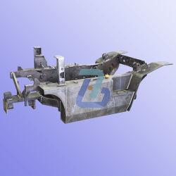 ISO9001によって証明される鋼鉄構造溶接の部品