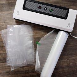 Vacuum Packaging Bags Rolls, 3-side Sealed Textured Vacuum Bags for Food Packaging, Amazon Hotsale, Pre-Cut Vacuum Bags