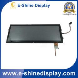 12.3 インチ大型液晶インストルメントクラスタカー / 自動ダッシュゲージダッシュボード LCD 自動車 / 自動車用のディスプレイ