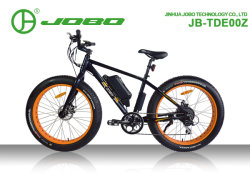 500W PAS bicicletas eléctricas pneu gordura motas de neve Beach Cruiser (JB-TDE00Z)