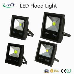 10W/20W/30W/50W Projecteur LED série économique avec Epistar COB