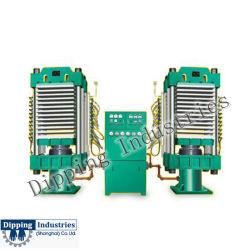Digitalsteuerung Belüftung-Fußboden-Fliese, die Maschinen-/Thermo-Presse-Maschine herstellt