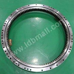 Excavadora Komatsu PC600-7/ PC600LC-6 de anillo de rotación, Giro círculo, el cojinete de giro