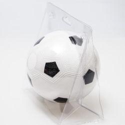 BSCI vierge ou de vérification 1 Logo couleur ou d'impression logo coloré de tailles différentes écologique de jouets pour enfants Mini ballon de soccer de vinyle