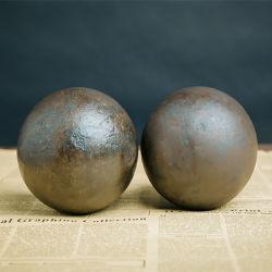 Dia 20mm-150mm bolas de mídia de moagem esfera forjada Bola de Ferro Fundido para o moinho de bolas