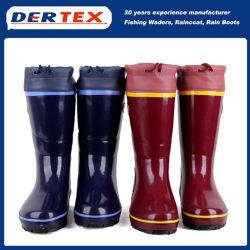 الأحذية المطاطية أحذية السلامة والأحذية المطاطية من الكلوريد متعدد الفينيل