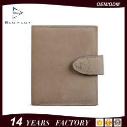 Logo personnalisé en cuir véritable femme occasionnels de sacs à main d'embrayage