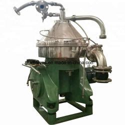 Facile d'exploiter l'huile industrielle séparateur du tambour démontable en acier inoxydable