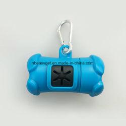 、地球友好的な大きい、ペット船尾袋ディスペンサー- 1つのロール(15の袋)を含んでいる-香料入り、Leak-Proofペット無駄袋