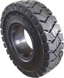 Fabricant de pneus de chariot élévateur Chariot élévateur à fourche pneu plein 300 250*15*15