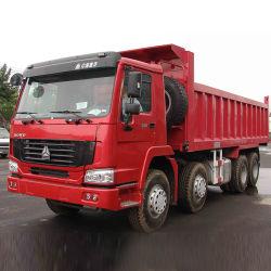 Autocarri con cassone ribaltabile pesanti dell'autocarro con cassone ribaltabile dell'autocarro a cassone del carrello di miniera della rotella di Sinotruck HOWO 8X4 12