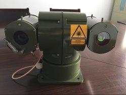 300m Laser Militär-PTZ CCTV-Kamera für Becken-Panzerkampfwagen