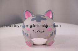 Forma de animales de plástico de OEM de artesanía decorativa Caja de Ahorro de dinero Toy
