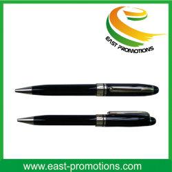 Promoção de torção de luxo de metal canetas de rolete
