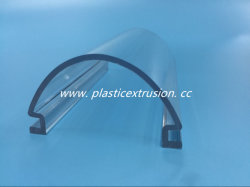 Morre de extrusão de alta qualidade / PVC PP PMMA UPVC / / / PC perfis de plástico para Light-Fixture, Iluminação Decorativa, móveis, construção, Tubo de LED