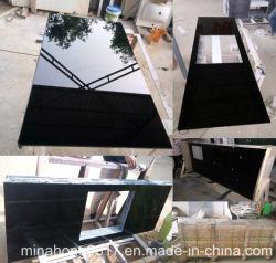 Comptoir de granit noir Emerald Pearl