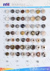 패션 구리 청바지 버튼 옷감 액세서리용 알로이 청바지 버튼