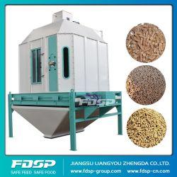 Contador de pellet feed do refrigerador de fluxo com deslize da Descarga de movimento alternativo