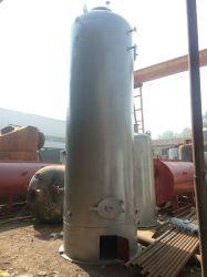 0.7 MPa Stoomketel van de Steenkool van de Lage Druk 700kg Verticale In brand gestoken Biomassa voor de Machine van het Chemisch reinigen