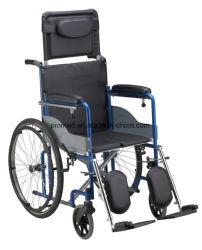 [ألومينوم لّوي] كرسيّ ذو عجلات